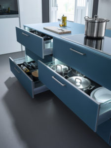 Кухня Leicht Largo FG OS M-1
