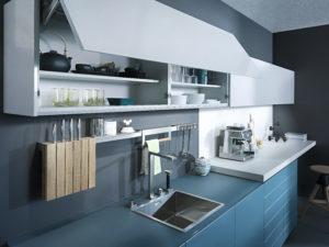 Kitchen Leicht Largo FG OS M
