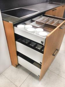 Нижний шкаф с наполнением Eggersmann
