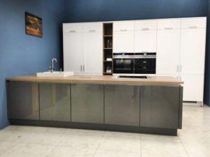 Кухня Nobilia Credo/Lux выставочный образец