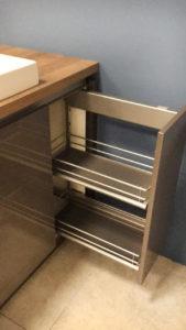 Шкаф с выдвижными ящиками для хранения Nobilia Lux