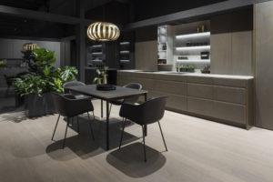 Красива кухня Ляйхт