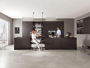 Кухня Нобилия Структура 2