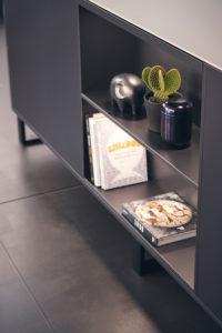 Кухня Leicht METEA-E | CLASSIC-FS | SYNTHIA -1