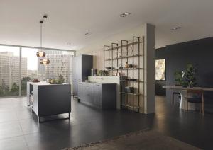 Кухня Leicht METEA-E | CLASSIC-FS | SYNTHIA