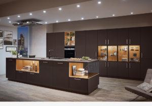 Дизайнерские кухни Nobilia