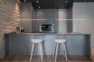 Фото 1. Кухня Nobilia Lazer