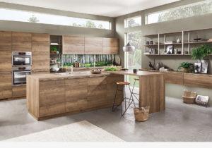 Кухня Natural Living от Nobilia
