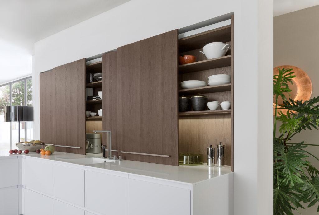 Leicht меблі для кухні